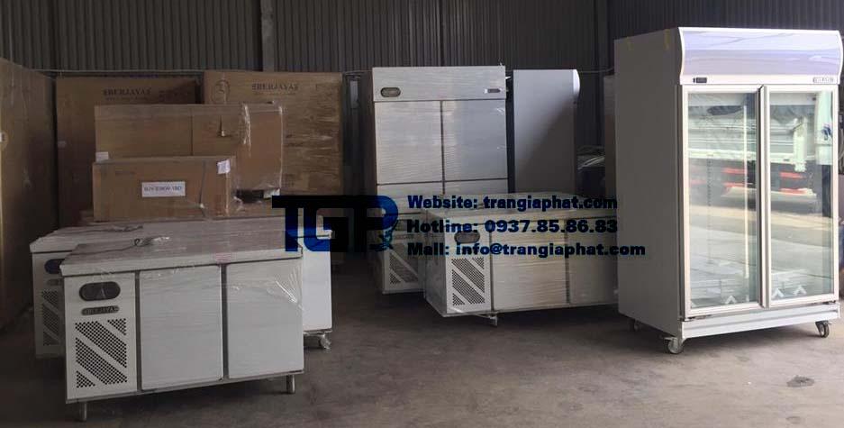 Máy lạnh công nghiệp tủ đứng