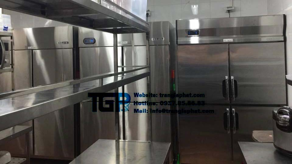 Tủ đông lạnh công nghiệp hcm