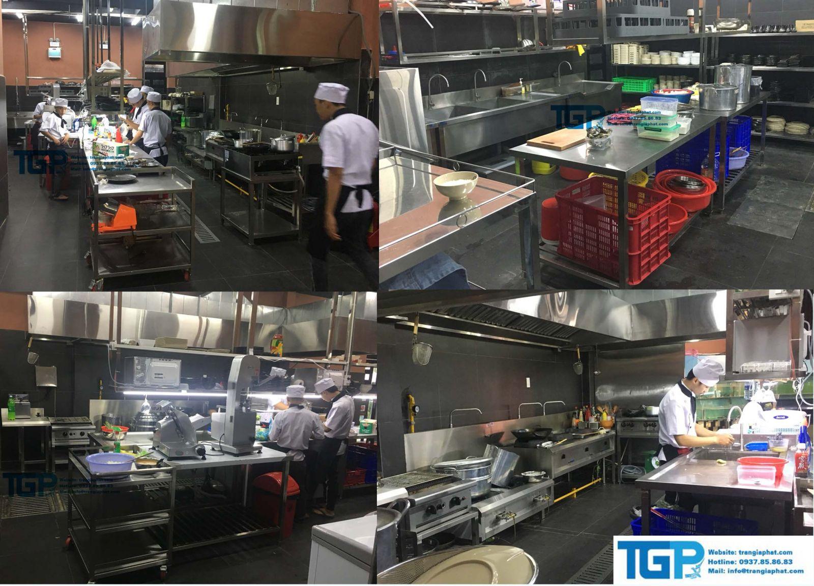bếp công nghiệp trần gia phát