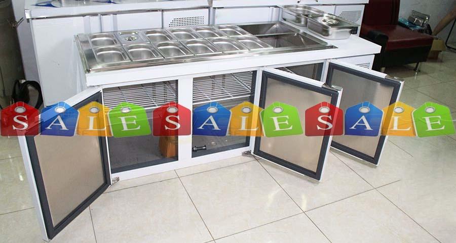 Bàn Salad 1 cửa