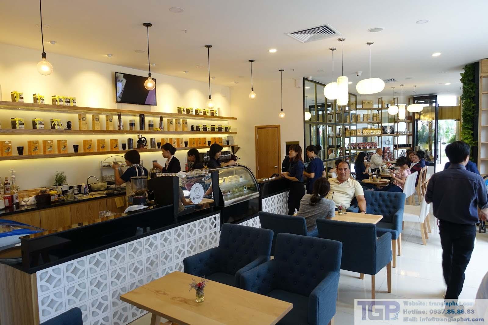cafe20trung20nguyen quay bar inox tran gia phat