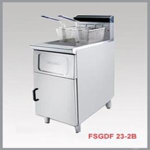 CHIÊN NHÚNG ĐÔI DÙNG GAS FS-GDF 23M-2B