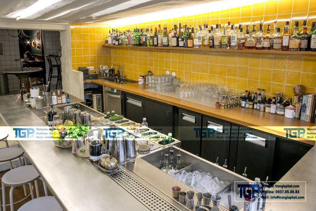 inox cocktailsbar sus 304