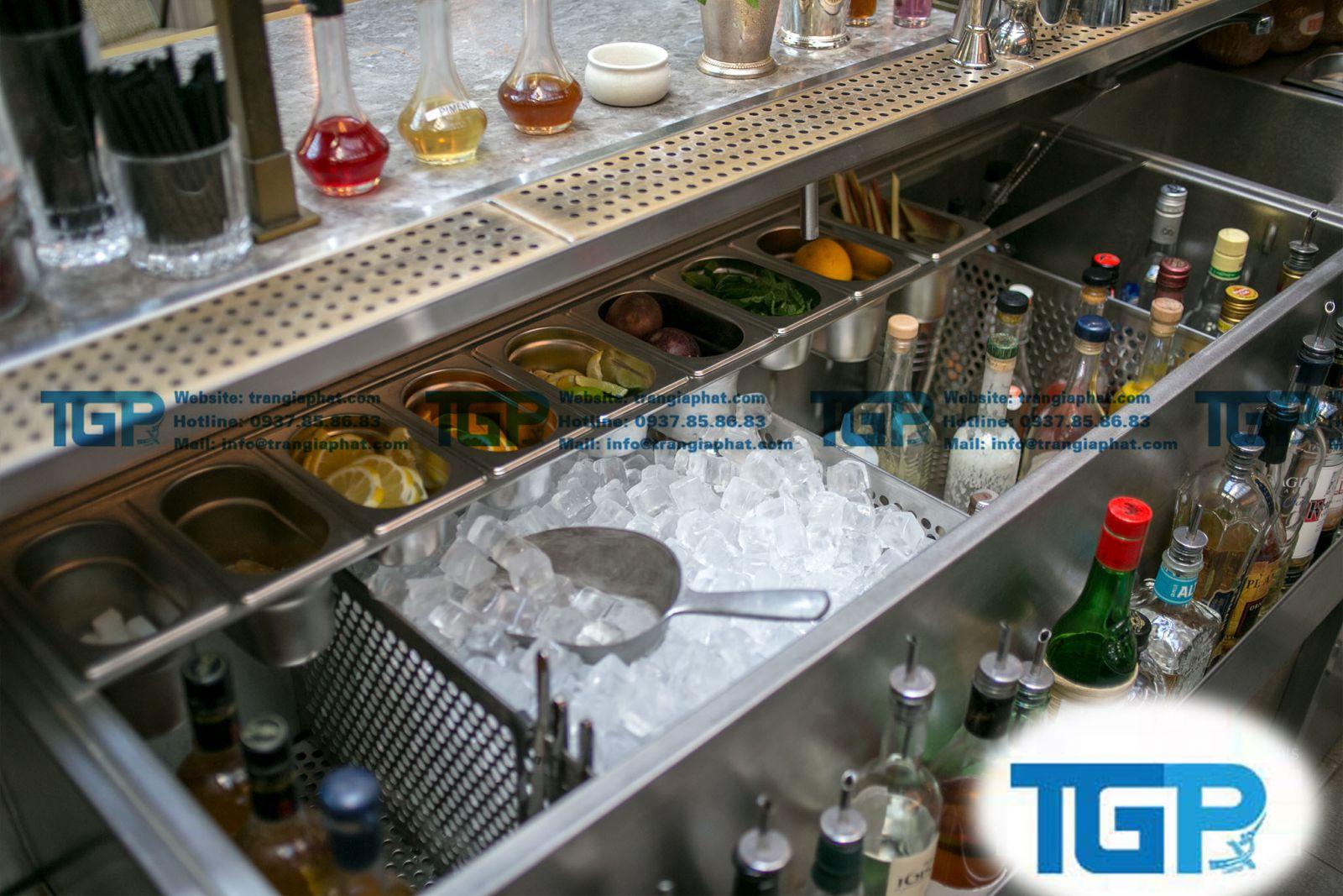 quay bar inox dep inox 304