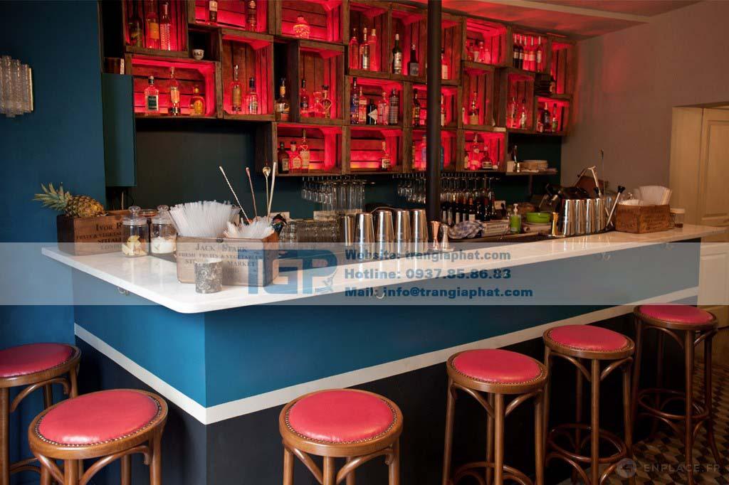 quay bar inox module pha che thiet bi bar cafe201
