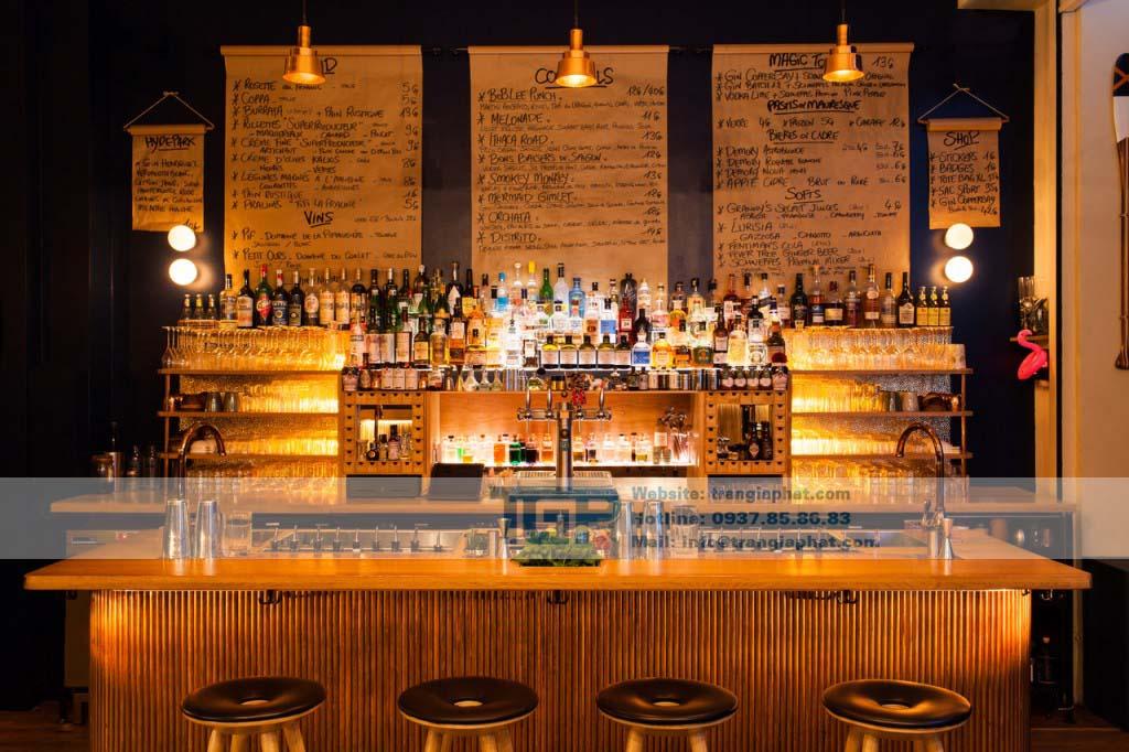 quay bar inox module pha che thiet bi bar cafe204