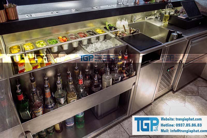 quay bar inox tgp 6