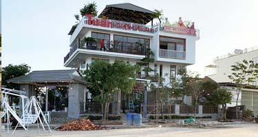 Quầy bar coffee inox - Tuấn coffee house Nha Trang