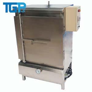Tủ hấp cơm 30kg điện và gas