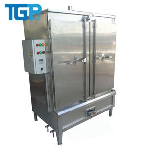 Tủ hấp cơm 80kg điện và gas