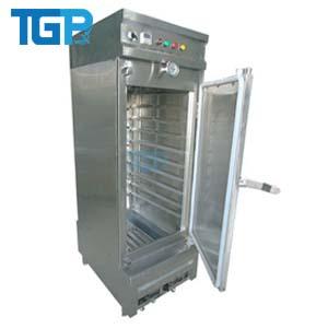 Tủ hấp cơm 50kg điện và gas