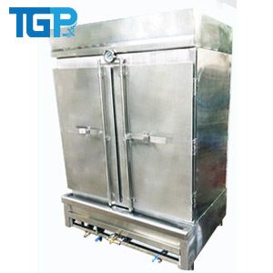Tủ hấp cơm 80kg gas