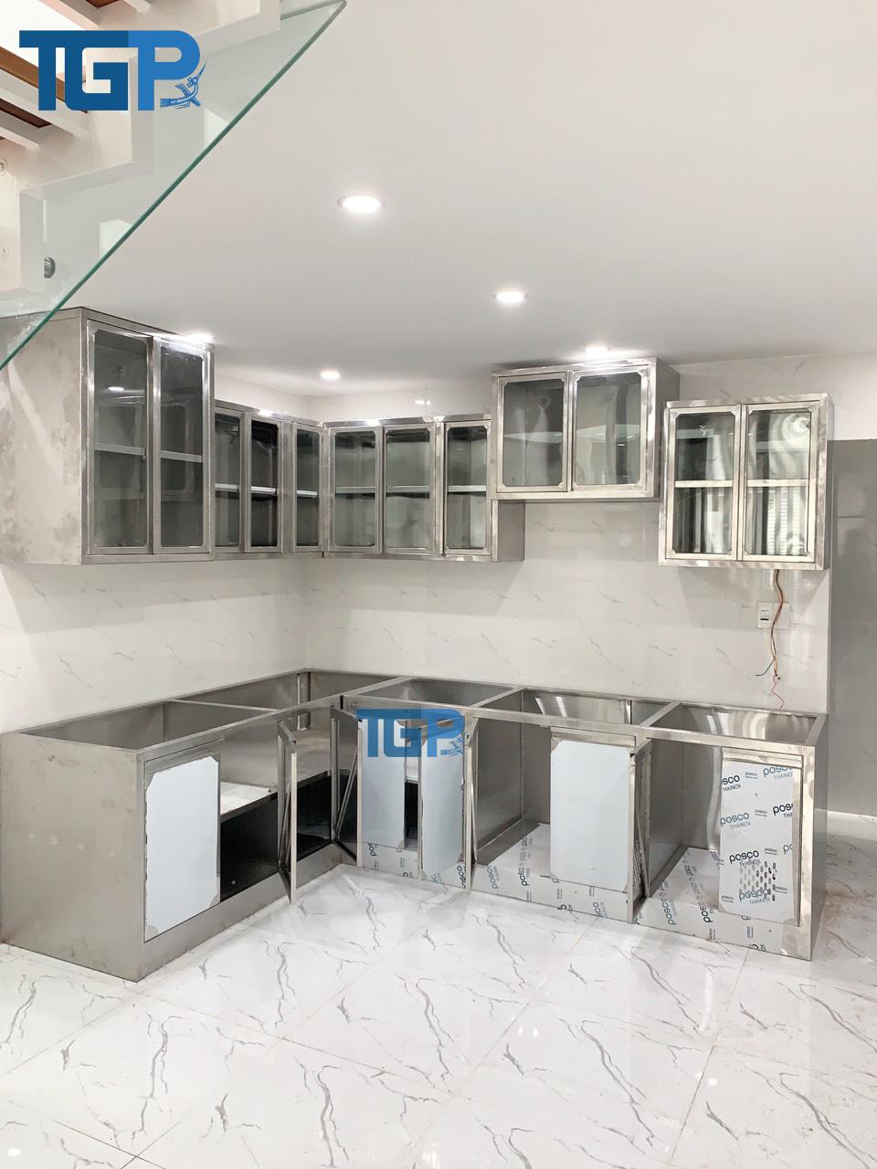Tủ Cửa Mở 2 Tầng giá rẻ