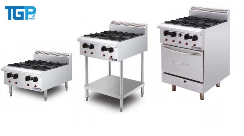 Đặc điểm của thiết bị bếp Âu công nghiệp