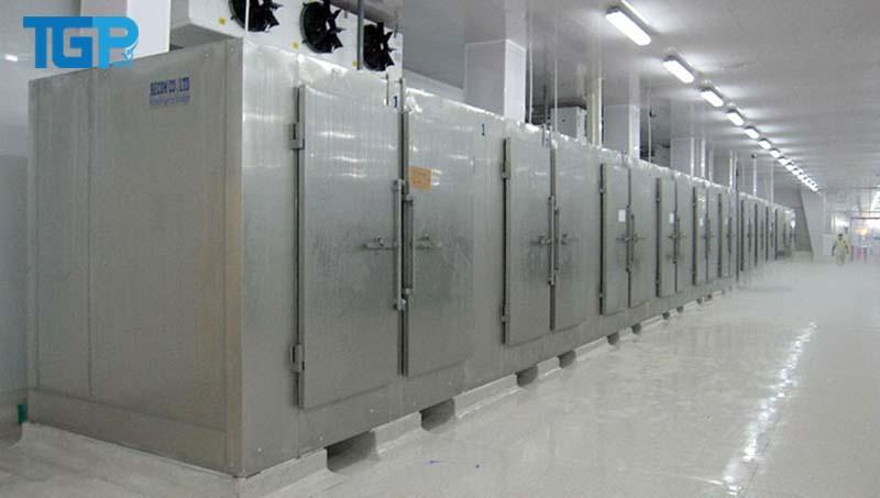 Nhà cung cấp kho lạnh công nghiệp Trần Gia Phát