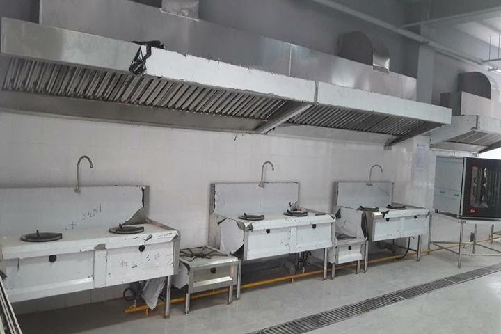 Bếp hầm đôi công nghiệp