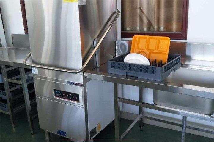 Máy rửa chén bát công nghiệp