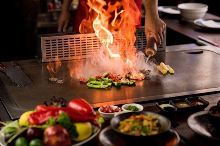 Bếp teppanyaki là gì