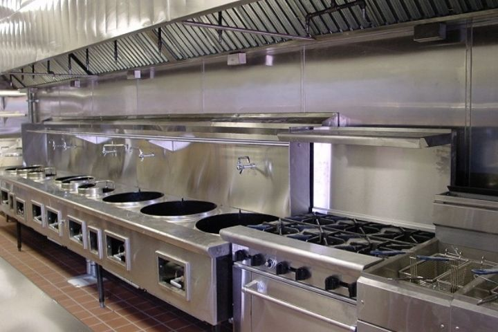 Bếp âu là gì
