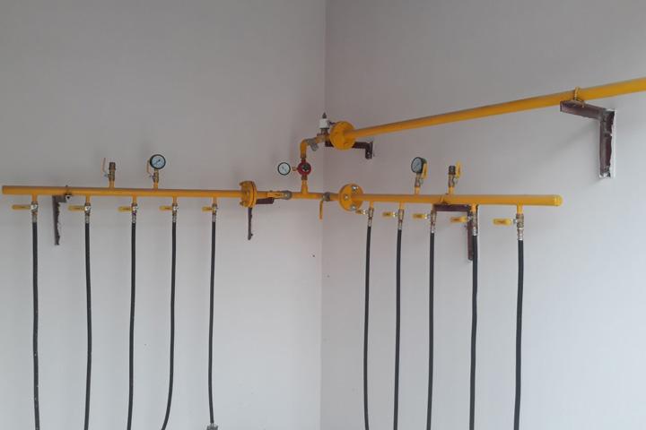 Hệ thống gas dân dụng