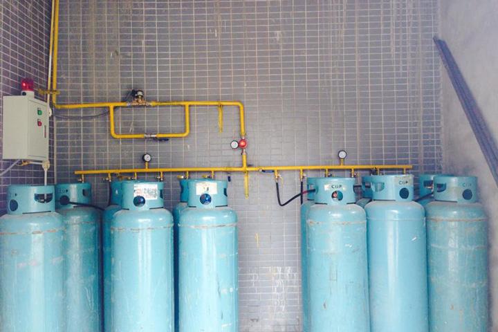 Đơn vị thi công hệ thống gas công nghiệp