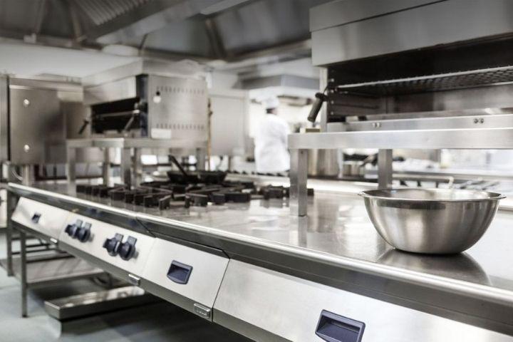 Thiết kế bếp công nghiệp tphcm