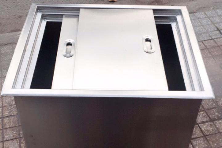 Cách vệ sinh thùng đá inox