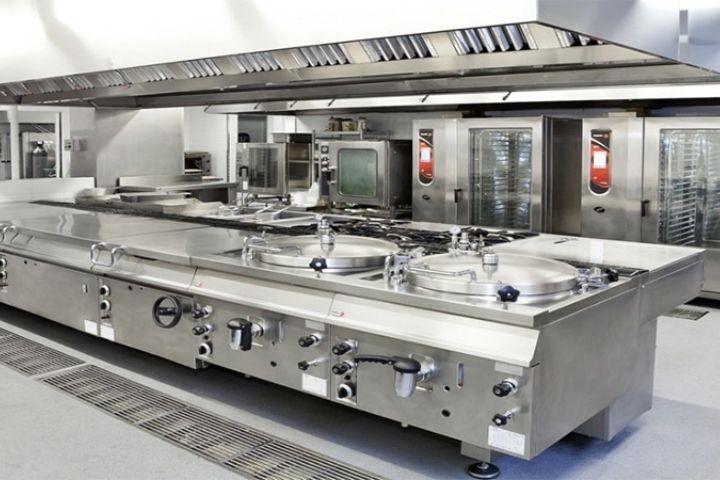 Thiết kế bếp ăn hiện đại
