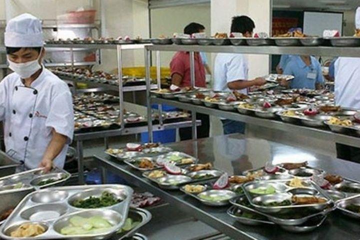 Khu nấu nướng