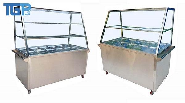 Tủ hâm nóng thức ăn công nghiệp giá tốt