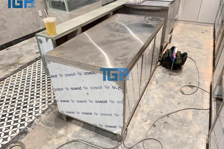 Lợi ích từ việc sử dụng tủ inox công nghiệp