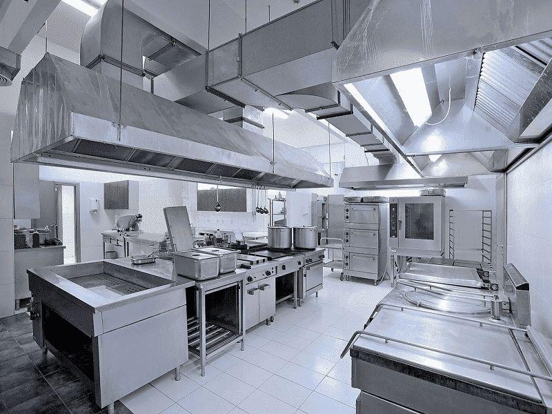 Sơ đồ bếp nhà hàng và cách bố trí hợp lý