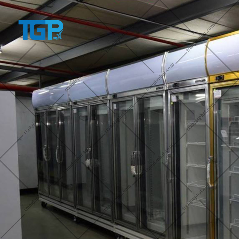 Tủ lạnh công nghiệp 2 cánh