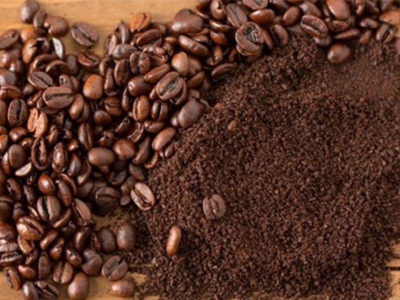 Cách khử mùi nhà bếp hiệu quả bằng bã cà phê