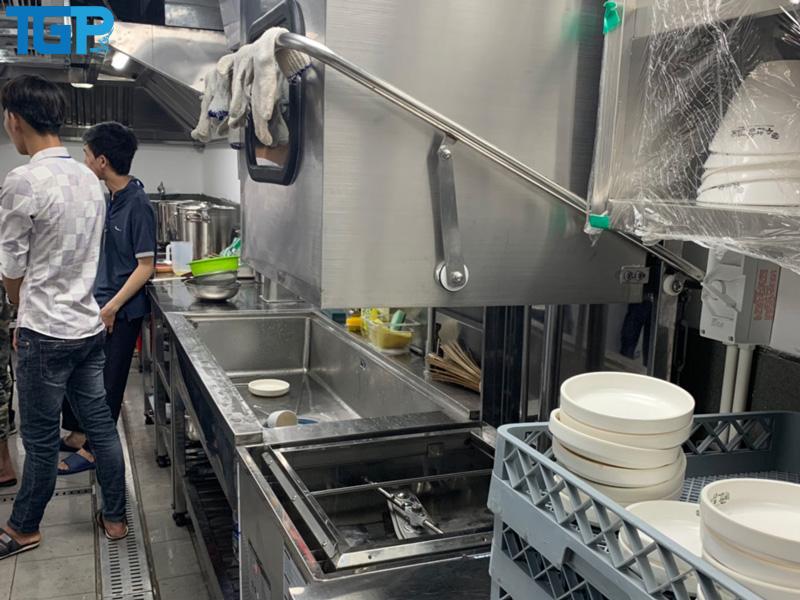 Máy rửa bát công nghiệp chất lượng
