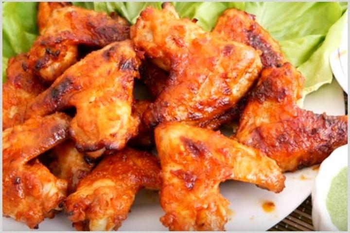 Menu com bình dân với thịt gà