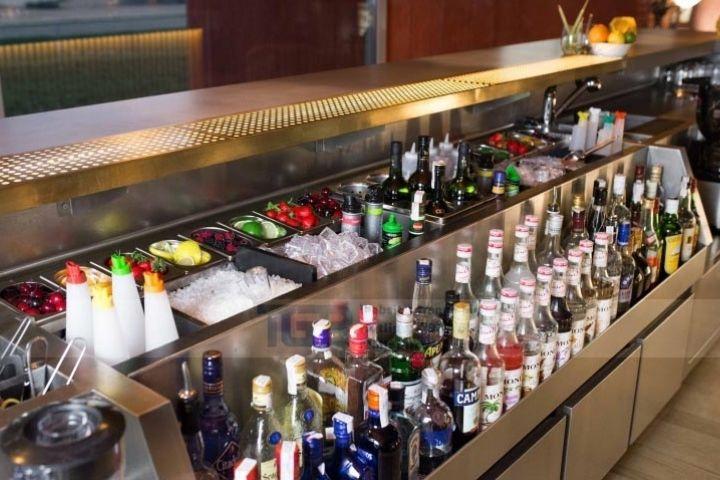 Mua các trang thiết bị cho quầy bar ở đâu là chất lượng nhất