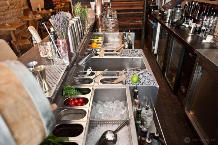 Tầm quan trọng của các trang thiết bị trong quầy bar