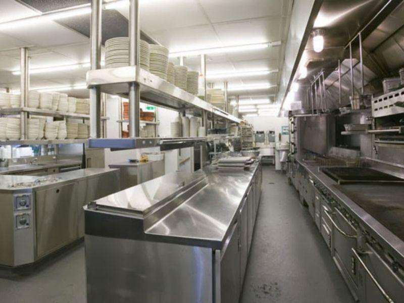 Thiết kế bếp ăn tập thể