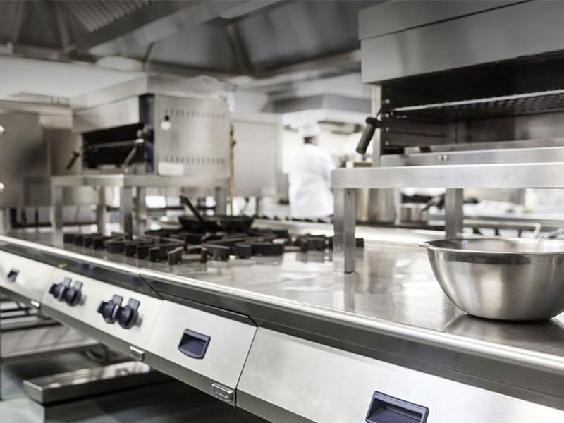 Thiết kế bếp nhà hàng tiết kiệm đạt chuẩn quy định quốc tết