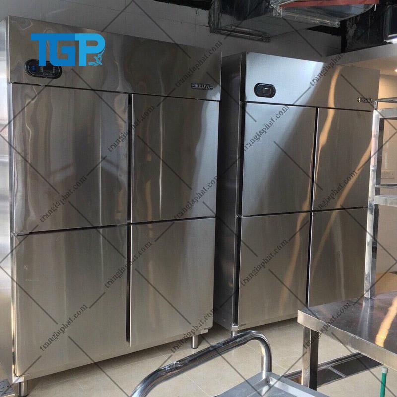 tủ lạnh công nghiệp 4 cánh chất lượng
