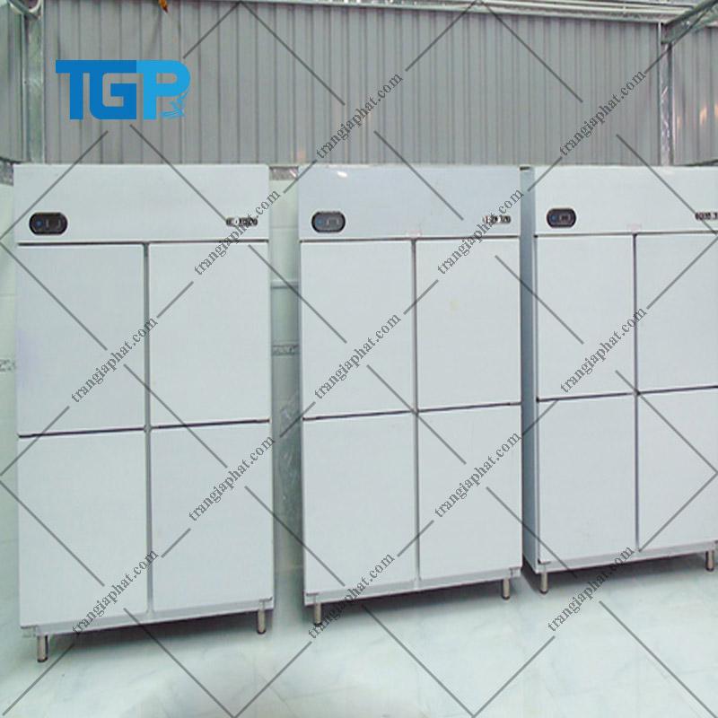 tủ mát công nghiệp 4 cánh chất lượng