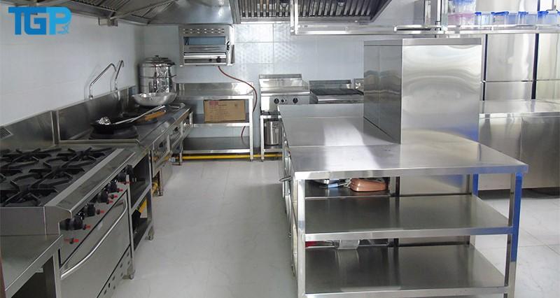 Bếp công nghiệp Á Âu