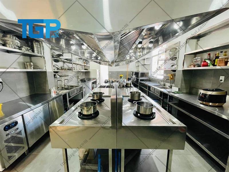 Bếp công nghiệp chất lượng