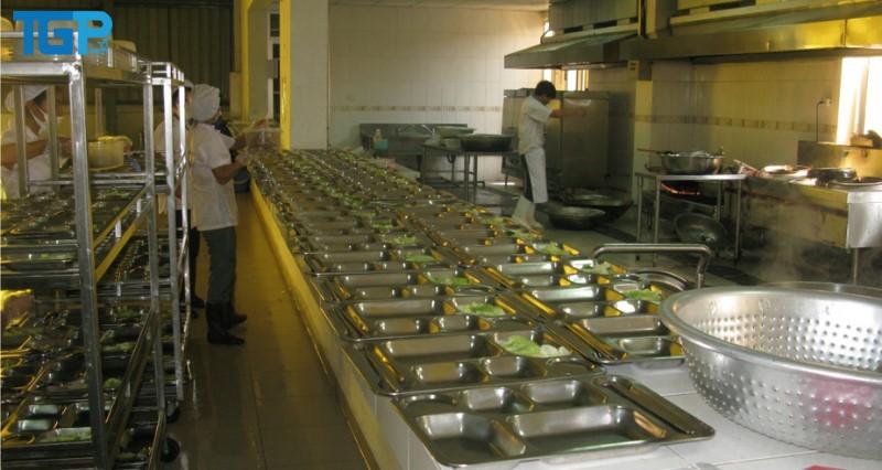 Các bước thi công thiết bị bếp công nghiệp ở Sài Gòn
