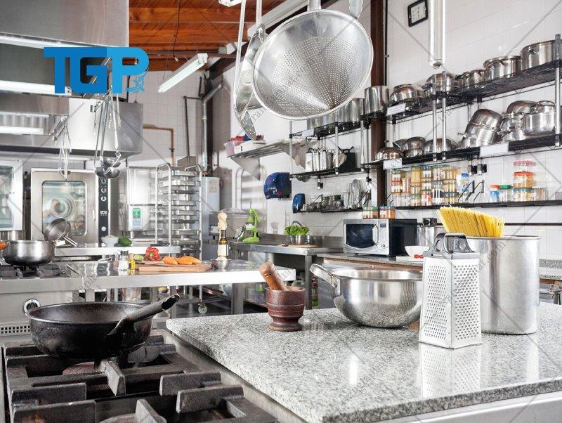 Dụng cụ bếp cần thiết với nhà hàng nhỏ