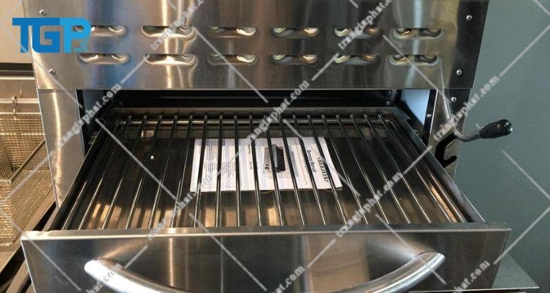 Giá lò nướng công nghiệp