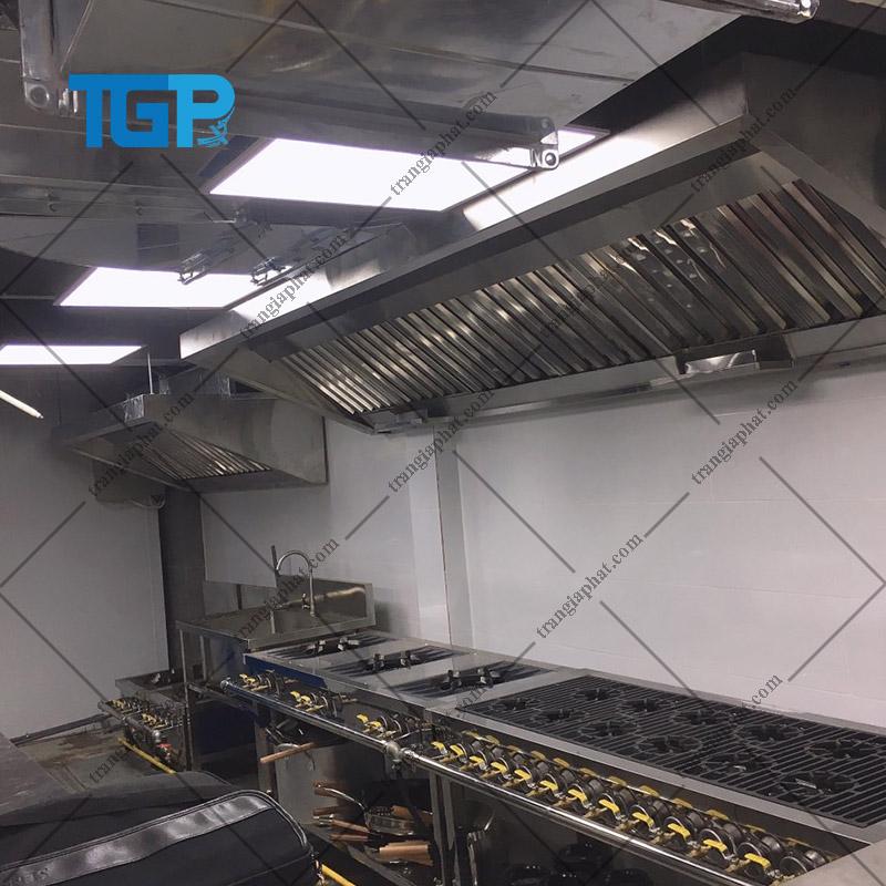 Giải pháp bếp gas công nghiệp chuyên nghiệp cho quán ăn nhà hàng căn tin nhà ăn tập thể