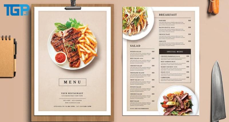 Thực đơn set menu là gì?