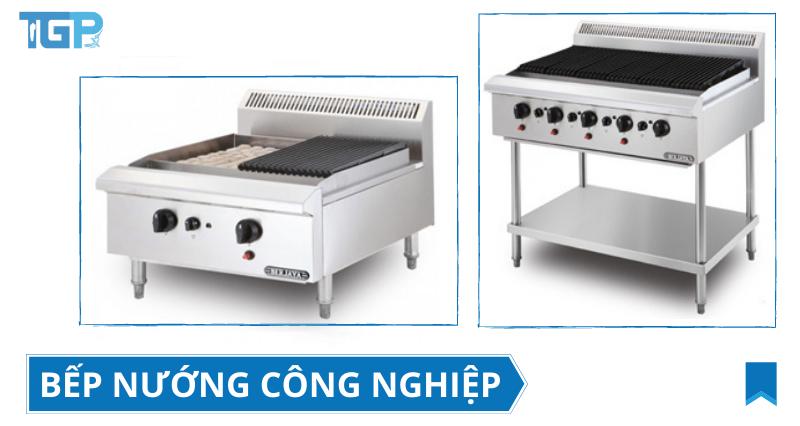 Bếp nướng công nghiệp hiện đại cập nhật chi tiết